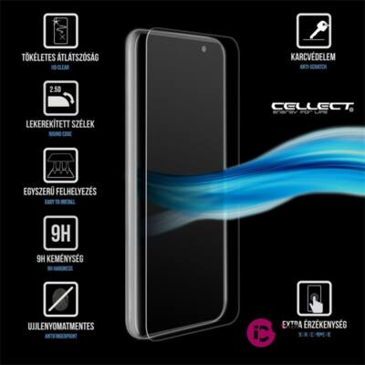 Cellect LCD-IPH1267-GLASS iPhone 12 Pro Max Pro Max üveg kijelzővédő fólia