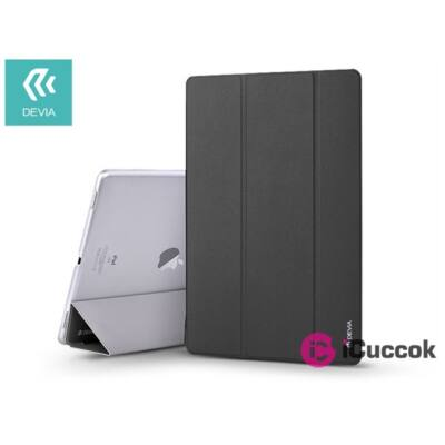 "Devia ST319105 Light Grace iPad Pro 12.9"" 2018 fekete védőtok"