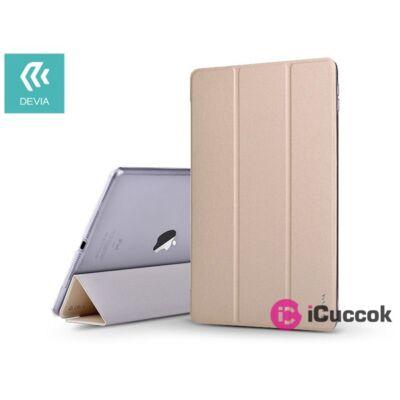 """Devia ST334108 Apple iPad 10,2""""(2019/2020) arany védőtok"""
