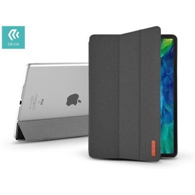 """Devia ST334788 Apple iPad Pro 12,9""""(2020) fekete védőtok"""
