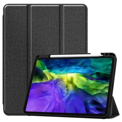 "ESR TABCASE-IPAD11PEN-BK iPad 11"" 2020 fekete tablet tok toll tartóval"