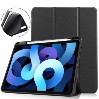 ESR TABCASE-IPAD4PEN-BK iPad Air 4 2020 fekete tablet tok toll tartóval