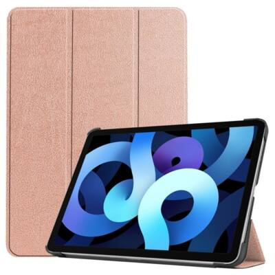 ESR TABCASE-IPAD4-RG iPad Air 4 2020 rózsaarany tablet tok
