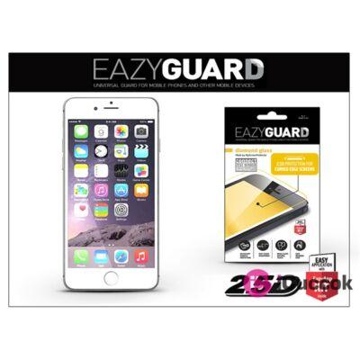 EazyGuard LA-1292 iPhone 6/6S fehér üveg kijelzővédő fólia