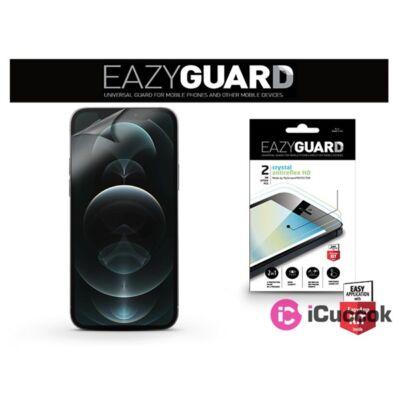 EazyGuard LA-1742 iPhone 12/12 Pro Crystal/Antireflex HD 2db kijelzővédő fólia