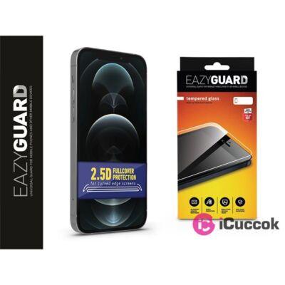 EazyGuard LA-1748 iPhone 12 Pro Max 2.5D üveg kijelzővédő fólia