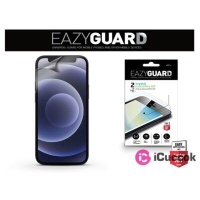 EazyGuard LA-1751 iPhone 12 Mini Crystal/Antireflex HD 2db kijelzővédő fólia