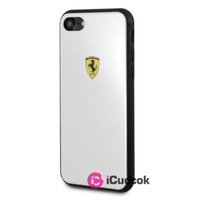 Ferrari iPhone 8 akril fehér tok