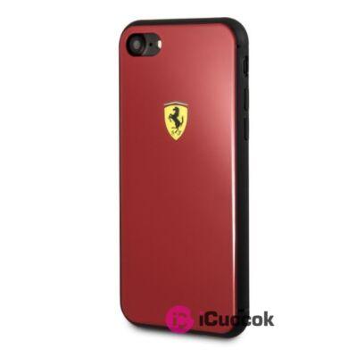 Ferrari iPhone 8 akril piros tok