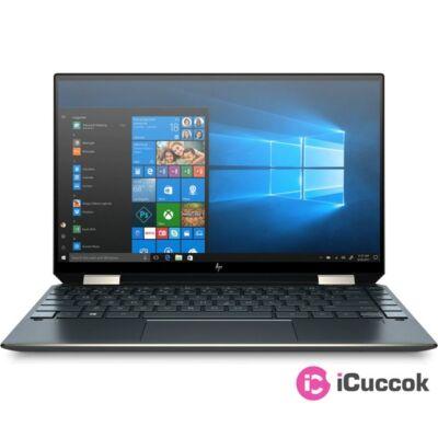 "HP Spectre x360 13-aw2000nh 13,3""FHD/Intel Core i7-1165G7/16GB/512GB/Int. VGA/Win10/kék laptop"