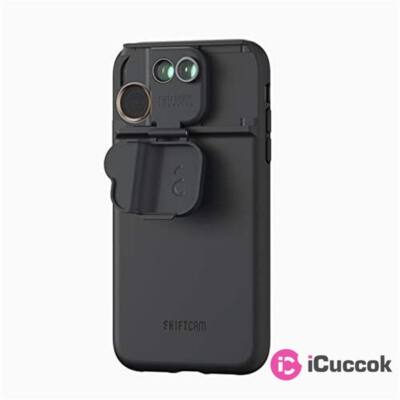 Shiftcam 3-in-1 MultiLens Case for iPhone 11 (Black)