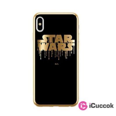 Star Wars 016 iPhone X/XS szilikon hátlap