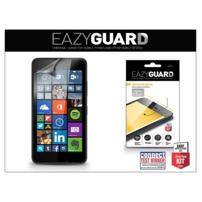 Microsoft Lumia 640 gyémántüveg képernyővédő fólia - 1 db/csomag (Diamond Glass)