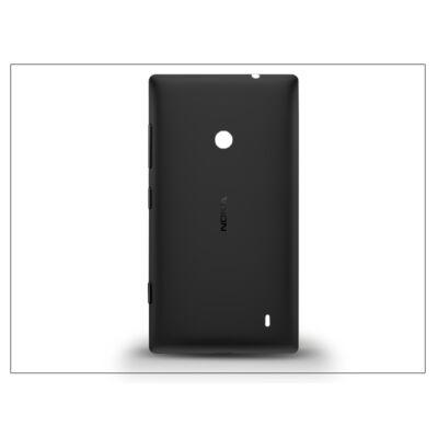 Nokia Lumia 520 gyári akkufedél - fekete