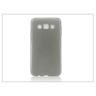Samsung SM-A300 Galaxy A3 szilikon hátlap - Ultra Slim 0,3 mm - fekete