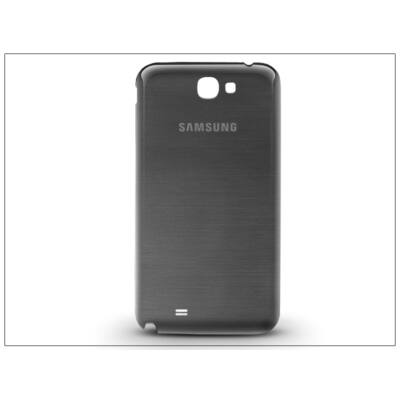 Samsung N7100 Galaxy Note 2 gyári akkufedél - szürke