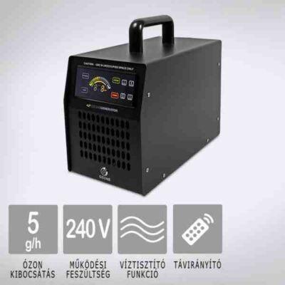 Ózongenerátor / Ozongenerator BlackPool 5000 Légtisztító víztisztító készülék