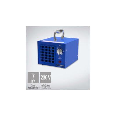 Ózongenerátor / Ozongenerator Blue 7000 Légtisztító készülék dupla rack ózonlappal