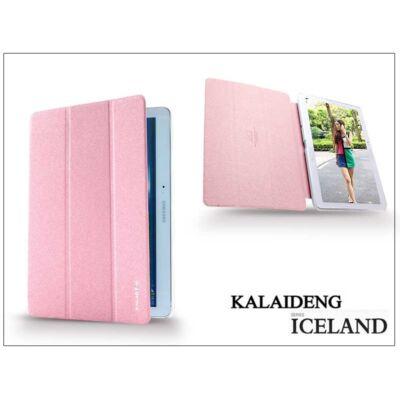 Samsung SM-P600 Galaxy Note 10.1 tok (Book Case) - Kalaideng Iceland Series - pink