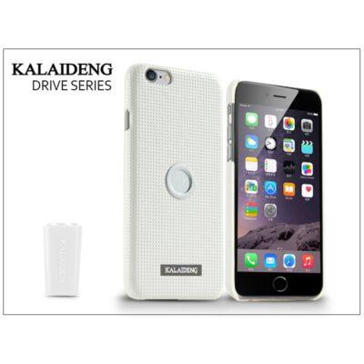 Apple iPhone 6 hátlap szellőzőrácsba illeszthető autós tartónak - Kalaideng Drive Series - white