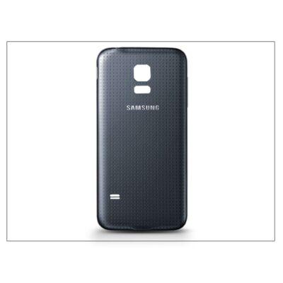 Samsung SM-G800 Galaxy S5 Mini gyári akkufedél - fekete