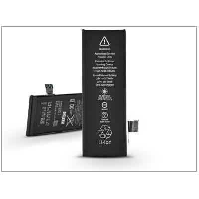 Apple iPhone 5C gyári akkumulátor - Li-Ion 1510 mAh (bontott/bevizsgált)