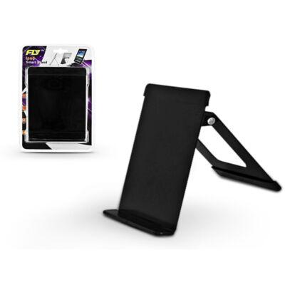 """Apple iPad/Tablet asztali tartó 7 - 10,1"""" méretű készülékekhez - Fly 2194 - fekete"""