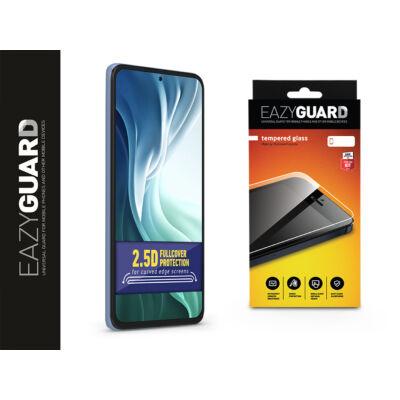 Xiaomi Mi 11i 5G/Redmi K40/Poco F3 gyémántüveg képernyővédő fólia - Diamond Glass 2.5D Fullcover - fekete