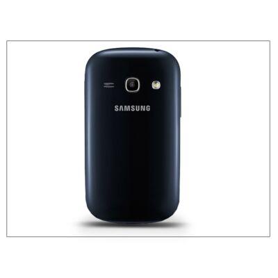 Samsung S6810 Galaxy Fame gyári akkufedél - kék
