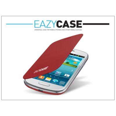 Samsung i8190 Galaxy S III mini flipes hátlap - EFC-1M7FREGSTD utángyártott - red