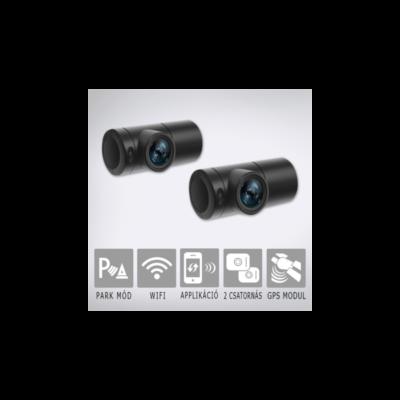 Neoline G-TECH X53 Dual menetrögzítő kamera